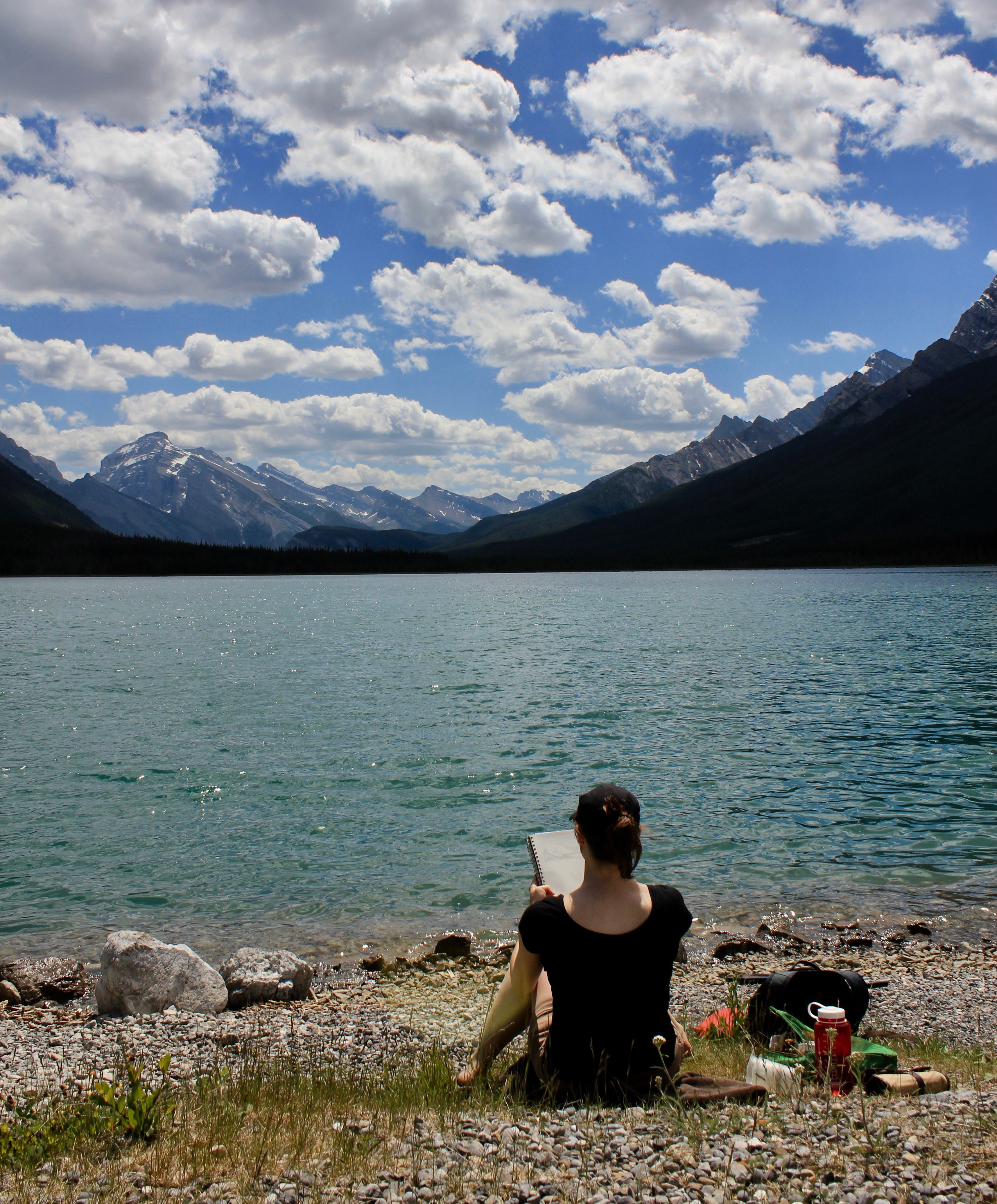 Canmore Spray Lakes 2017